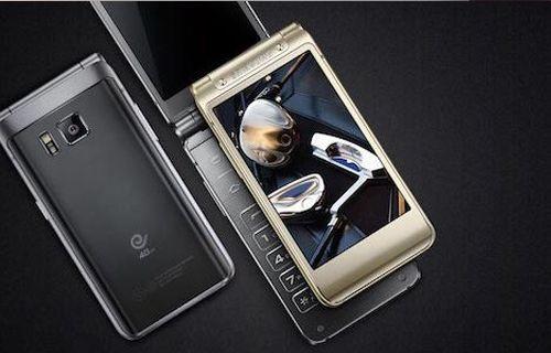 Samsung'un amiral gemisi kapaklı telefonunun videosu yayınlandı