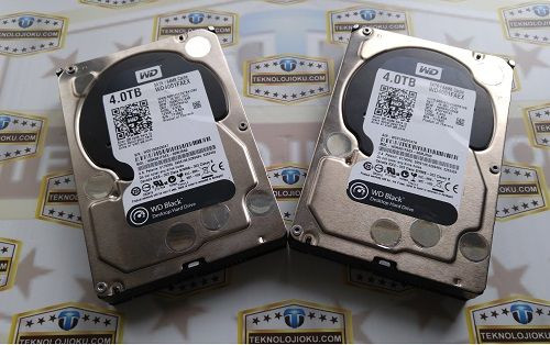 Western Digital WD4001FAEX Black 4TB HDD İncelemesi