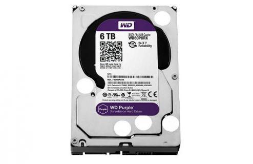 WD® Güvenlik Kamerası Sınıfı Sabit Disk Grubunu Genişletiyor