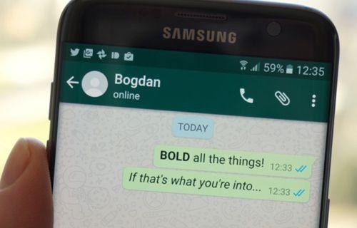 Whatsapp Güncellenmeye Devam Ediyor
