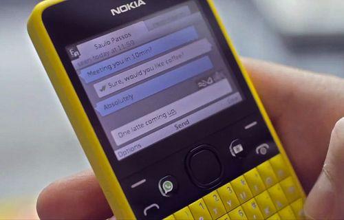 Nokia ve BlackBerry için WhatsApp müjdesi!