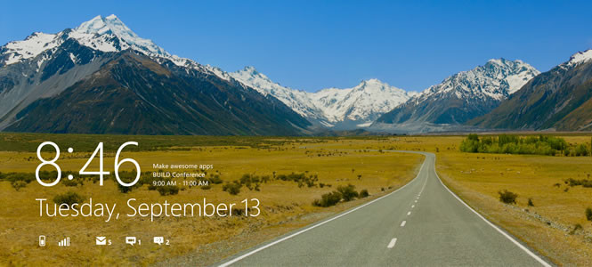 Yeni Windows 8, 8 farklı sürüm ile gelecek!