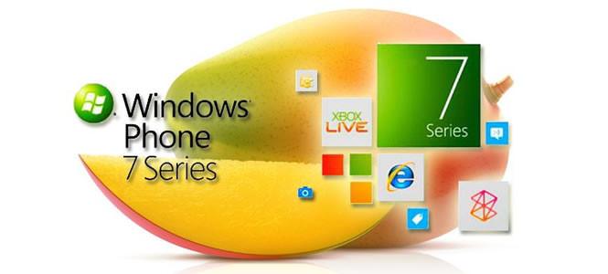 Windows Phone 7 Mango yayınlandı