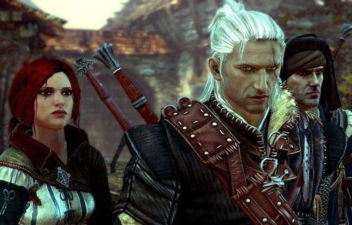 Ücretsiz Witcher 2 isteyenler buraya!