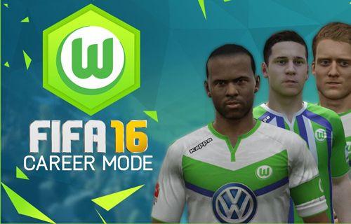 Wolfsburg, FIFA Oyuncusuyla Sözleşme İmzaladı