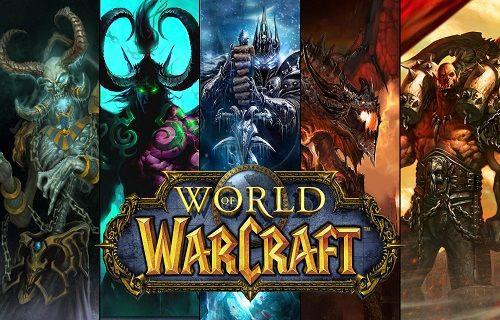 World of Warcraft için ek paket yolda mı?
