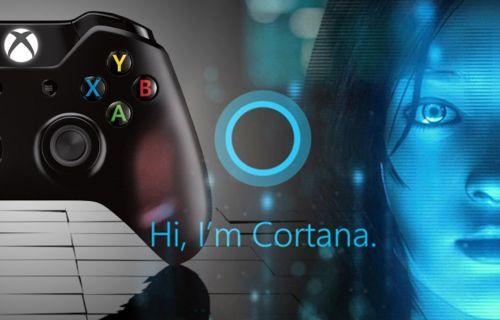 Sesli asistan Cortana artık Xbox'ta
