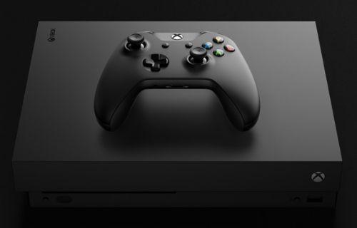 Xbox One X Project Scorpio Edition sızdı!