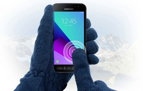 İşte Samsung'un en sağlam telefonu Galaxy Xcover 4!
