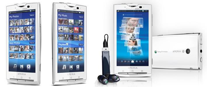 Sony Ericsson XPERIA X10' na Gingerbread güncellemesi geliyor!
