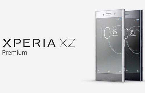 Sony Xperia XZ Premium Türkiye fiyatı belli oldu!