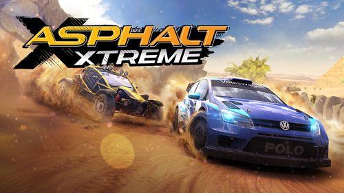 Oyun severler müjde! Asphalt Xtreme yakında geliyor!
