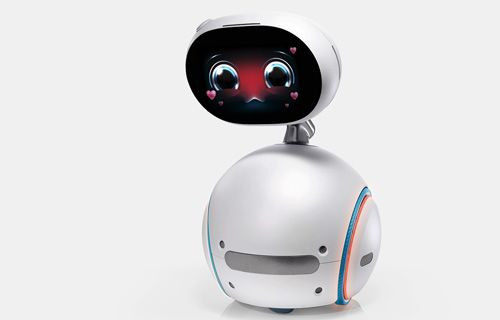 Asus'tan ev robotu ZenBo! (Video)