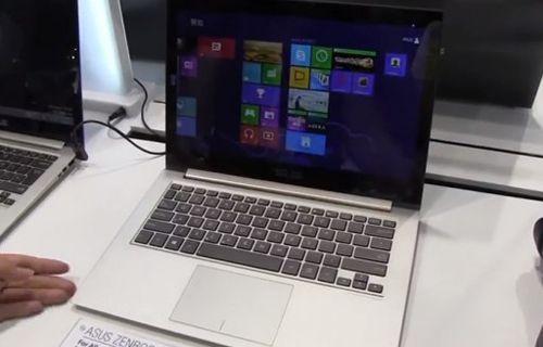 Asus'tan yeni Ultrabook