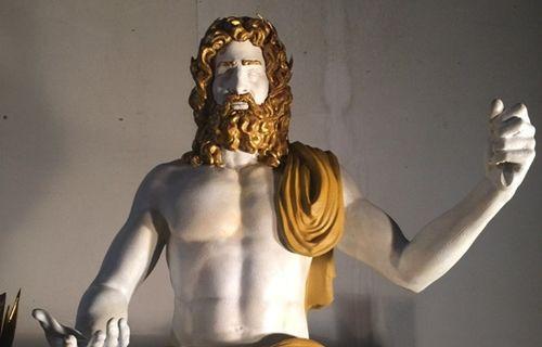 1500 sene önce yıkılan heykel, 3D yazıcıyla yeniden hayat buldu