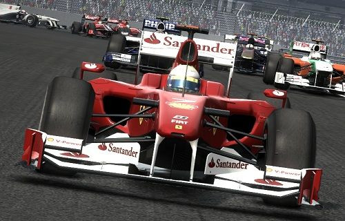 360 derecelik videoyla Formula-1 heyecanı