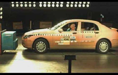 Otomotiv Tarihinin En Başarısız Çarpışma Testi: BRİLLİANCE - BS6