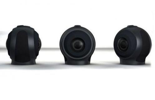 IC Real Tech 360 derece action kamerasını tanıttı