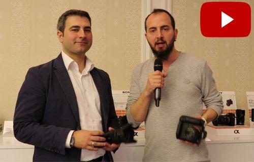 Sony a6300 Aynasız Fotoğraf Makinesi Tanıtıldı