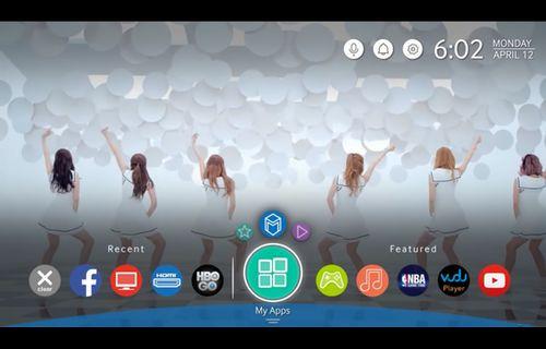 Samsung'un yeni TV arayüzü sızdı!
