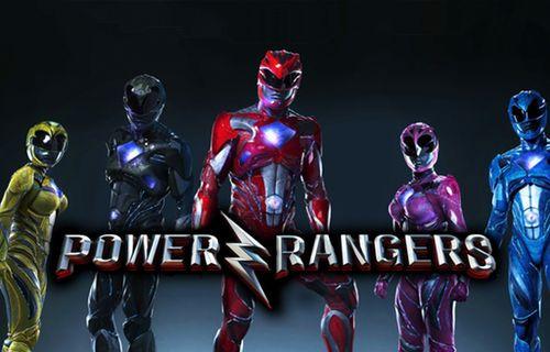 Power Rangers için yeni fragman yayınlandı