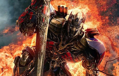 Transformers: The Last Knight için yeni fragman
