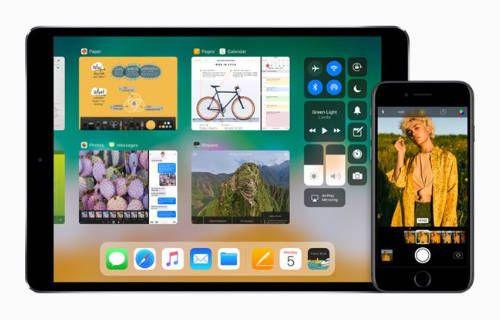 iOS 11 ile iOS 10.3.2 karşı karşıya