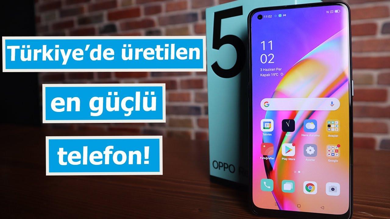 Türkiye'de üretilen fiyat / performans canavarı! Oppo Reno5 Lite inceleme