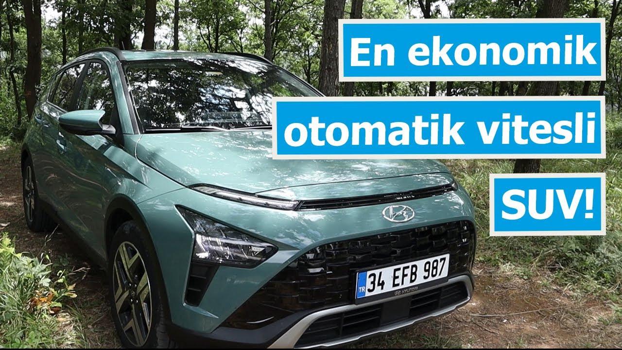 En ekonomik otomatik vitesli SUV: Hyundai Bayon inceledik