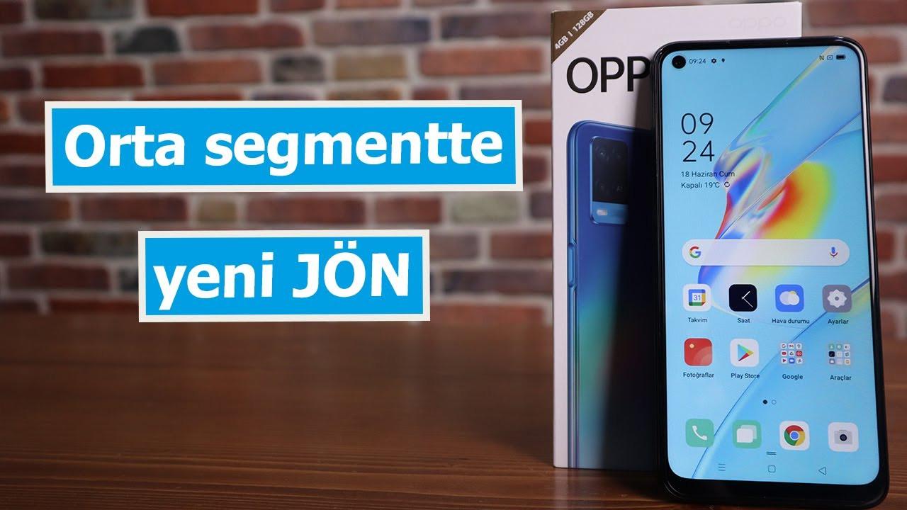 Oppo'dan orta segmente iddialı model! Oppo A54 inceleme