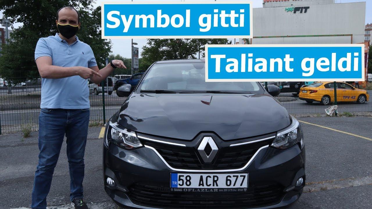 Symbol tarihe karıştı, yerine Taliant geldi | İşte Renault Taliant incelemesi!