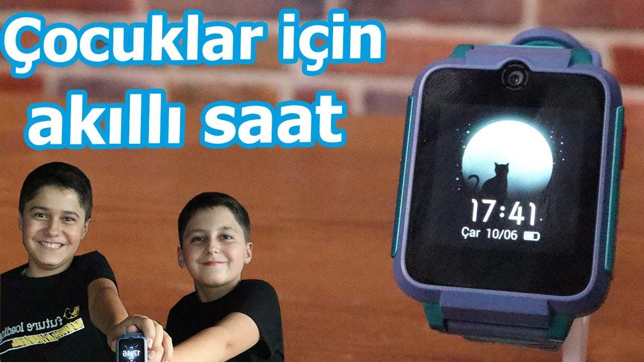 Anne babalara müjde: Çocuklar için akıllı saat TCL MoveTime MT42 geldi