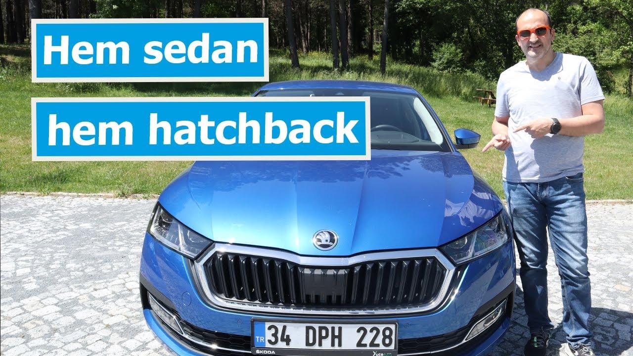 Hatchback görünümlü sedan: Skoda Octavia test ettik!