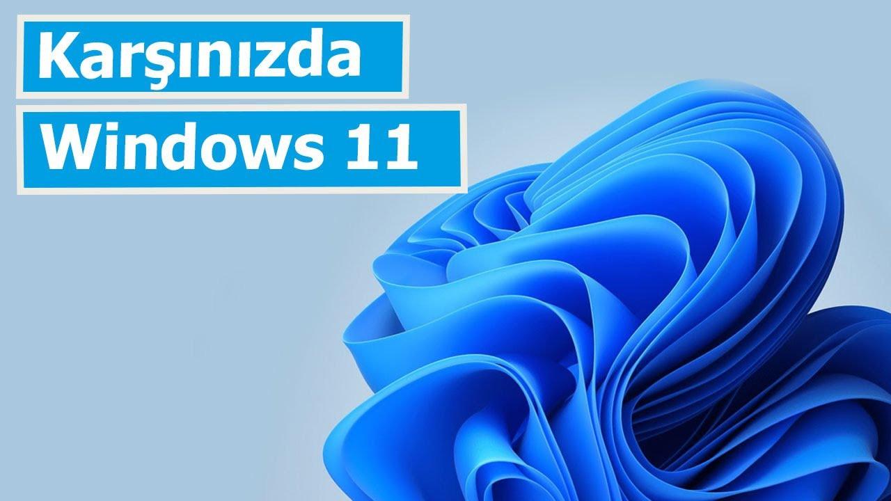 Windows 11'i bilgisayarımıza kurup denedik!