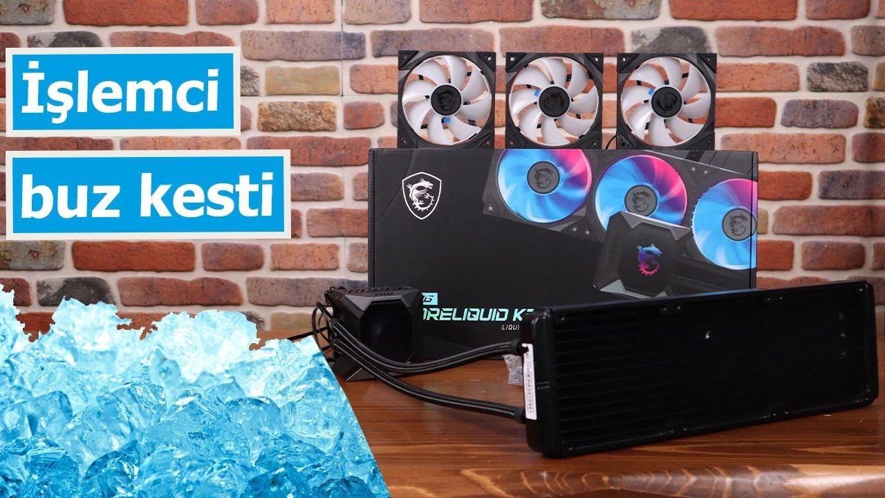 En iyi PC soğutma sistemi! MSI MPG Coreliquıid K360 inceleme