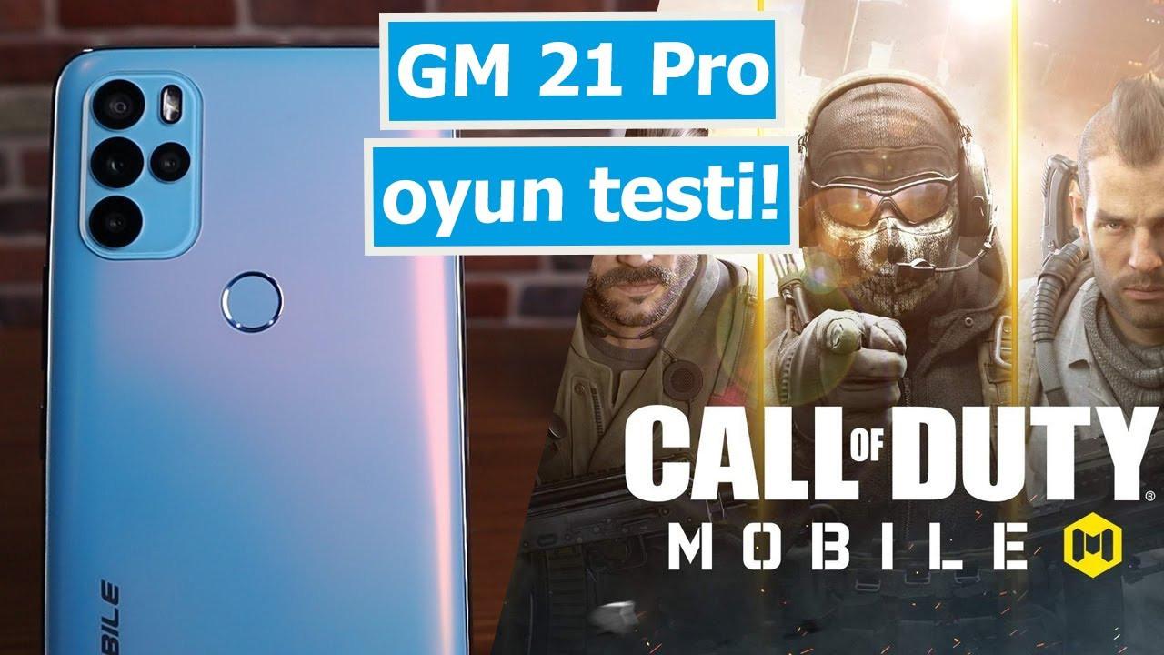 GM 21 Pro! 2600 TL'lik telefondan böyle oyun ve pil performansı!