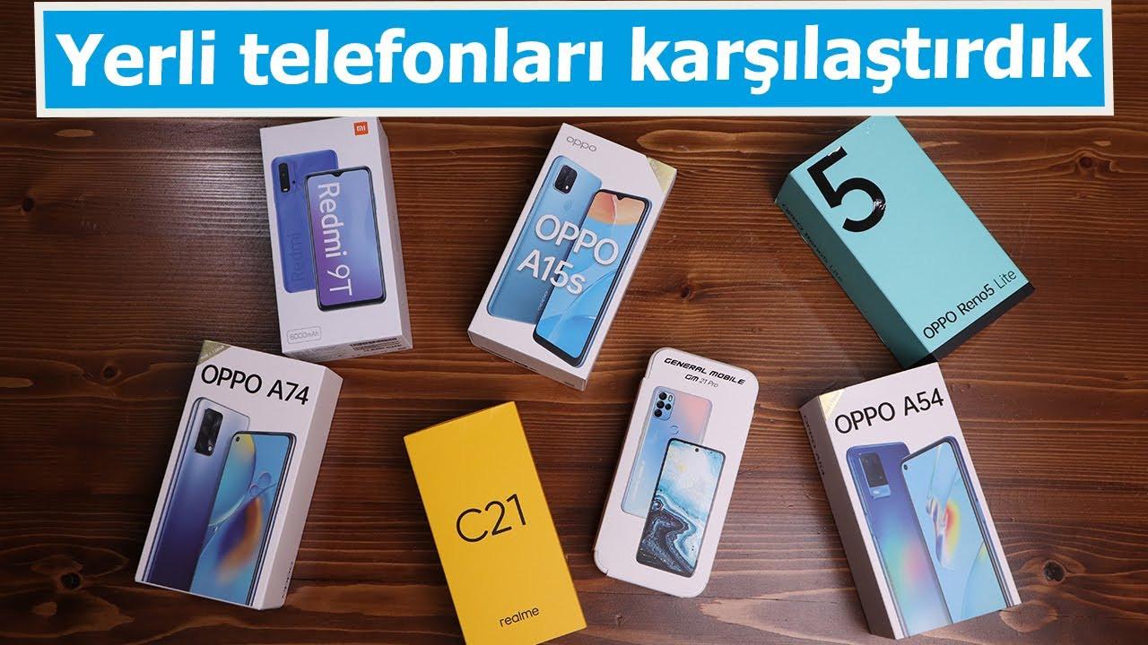 Türkiye'de üretilen yerli modeller karşı karşıya!
